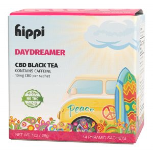 Daydreamer Black CBD Tea