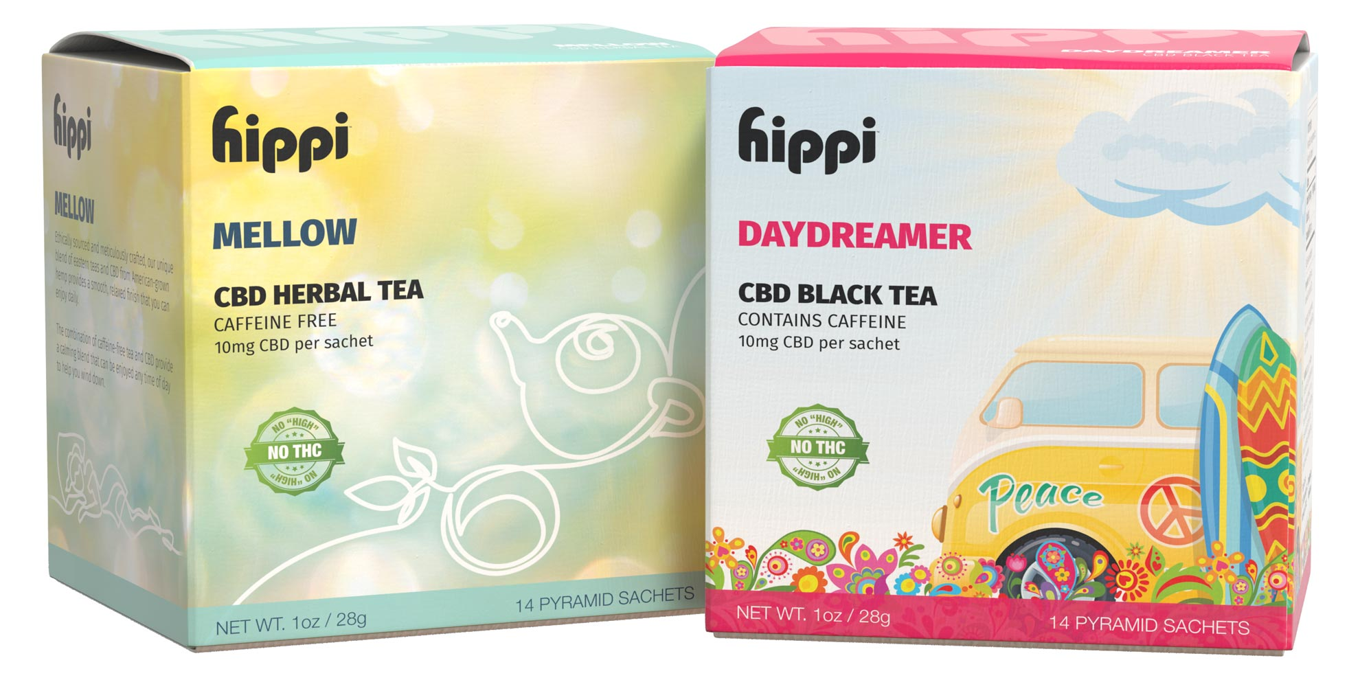 CBD Tea Twin Pack