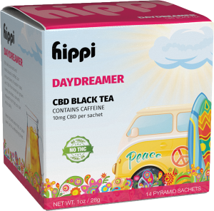 Daydreamer CBD Black Tea